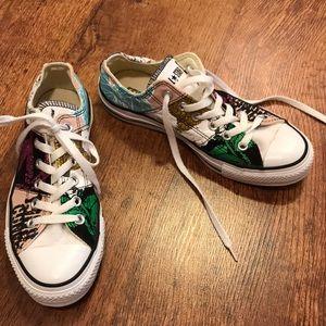 Converse Graffiti shoes